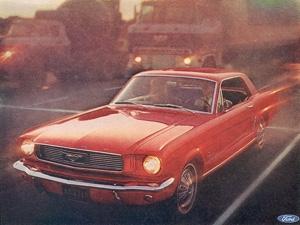 1966 Mustangs: 66 Mustangs Info & 1966 Ford Mustang pics
